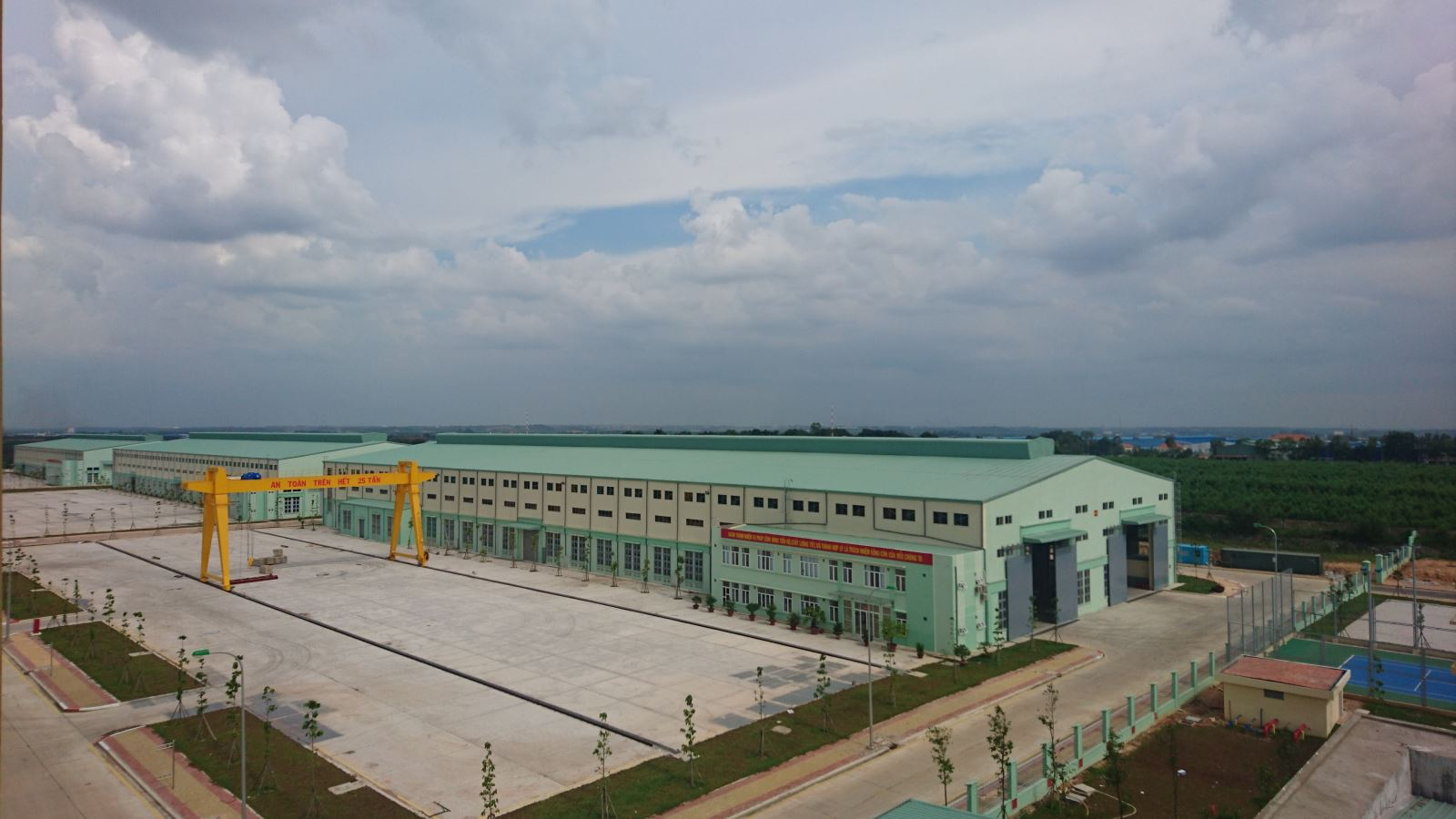 Các đơn vị đối tác của Nhà máy Z756/BCCB